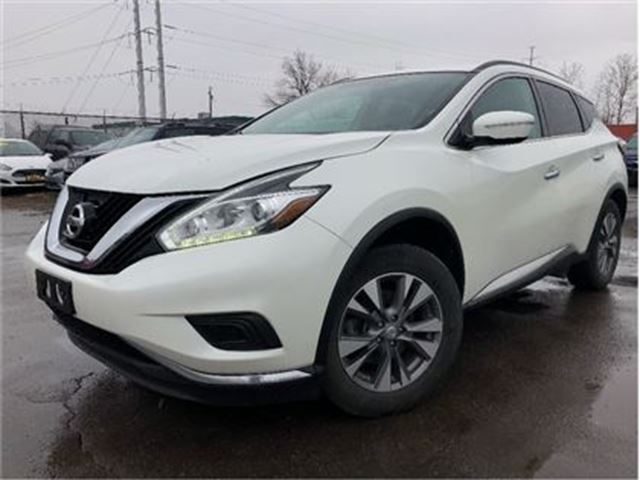 2015 NISSAN MURANO S NAV DISC/SD 4 NEW TIRES in St Catharines, Ontario