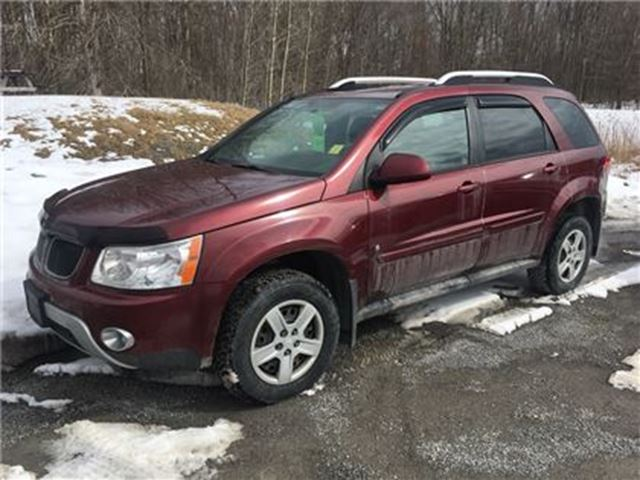 2007 PONTIAC Torrent Sport in Ottawa, Ontario