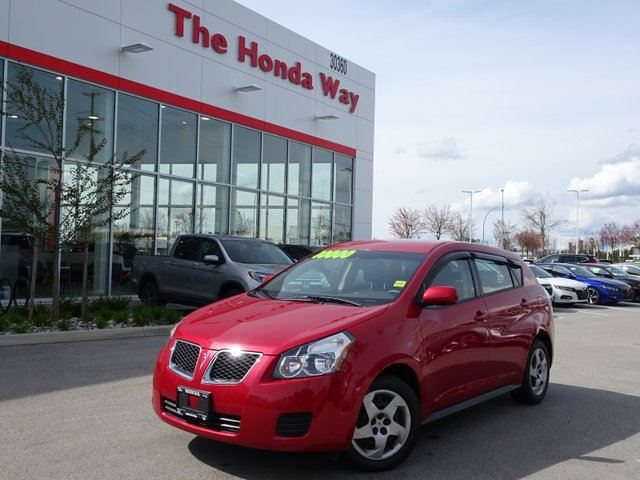 2009 PONTIAC VIBE 1.8L in Abbotsford, British Columbia