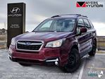 2017 Subaru Forester 2.5i Limited in Ottawa, Ontario