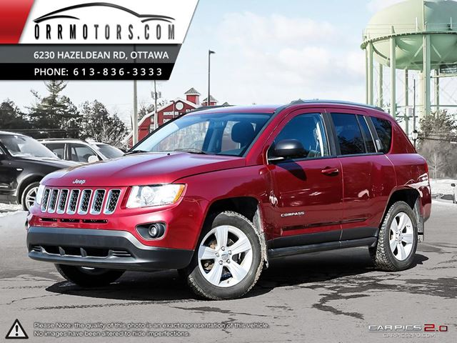 2012 JEEP COMPASS Base 4WD in Stittsville, Ontario
