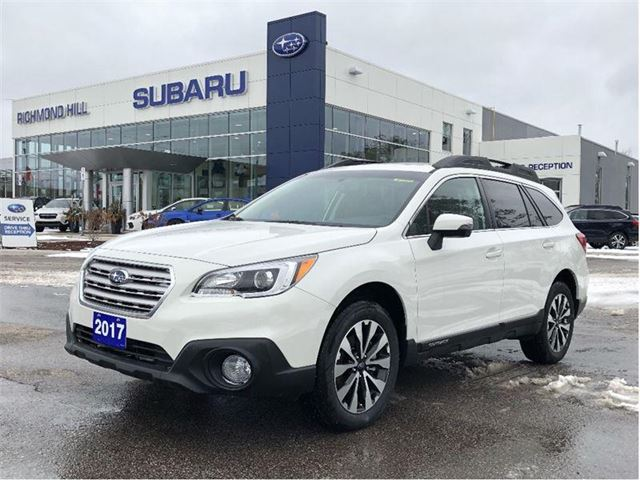 2017 Subaru Outback 2.5i Limited 2.5i Limited in Richmond Hill, Ontario