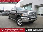 2014 Dodge RAM 3500 Laramie in Surrey, British Columbia