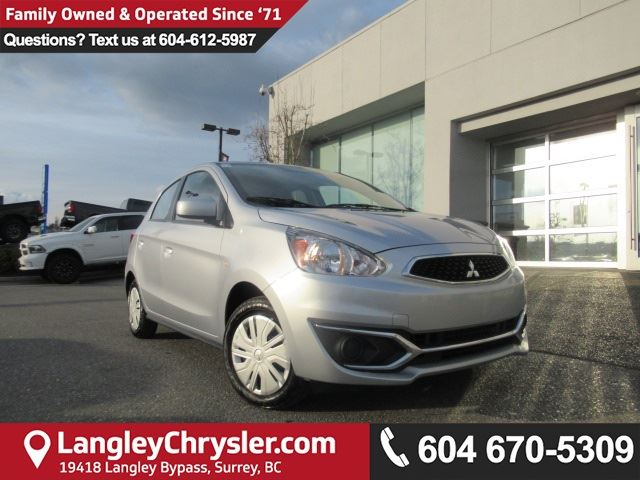 2017 MITSUBISHI MIRAGE ES <b>*AIR CONDITIONING*BLUETOOTH*ACCIDENT FREE*<b> in Surrey, British Columbia