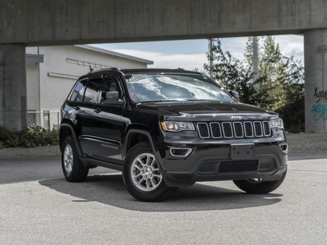 2018 JEEP GRAND CHEROKEE Laredo in Surrey, British Columbia