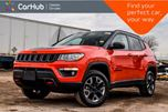 2018 Jeep Compass New Car Trailhawk 4x4 Backup Cam Bluetooth heated Front Seats R-Start 17Alloy in Bolton, Ontario