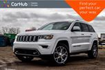 2018 Jeep Grand Cherokee New Car Sterling Edition in Bolton, Ontario