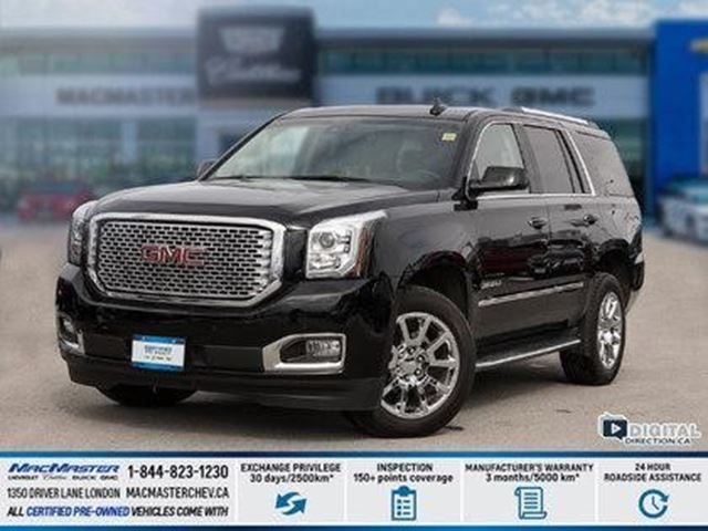 2016 GMC YUKON Denali in London, Ontario