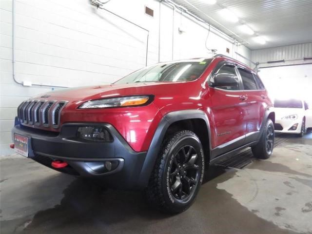 2016 Jeep Cherokee Trailhawk in Tracadie-Sheila, New Brunswick