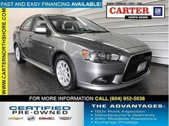 2012 MITSUBISHI LANCER SE in North Vancouver, British Columbia