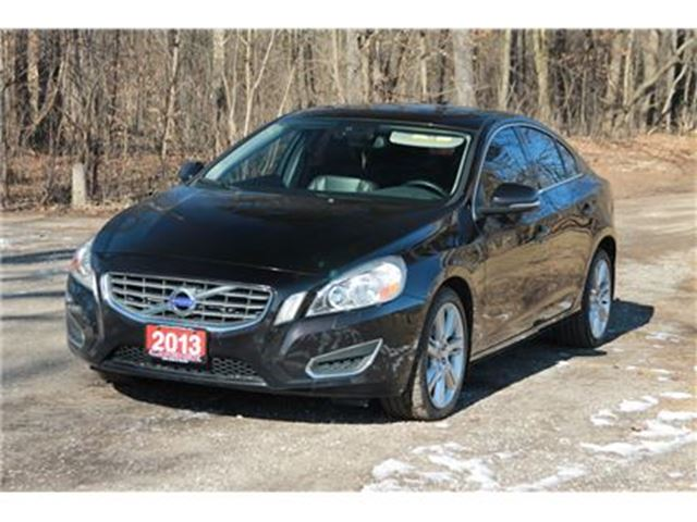 2013 VOLVO S60 T6 Premier Plus AWD   Sunroof   Leather   Heated S in Kitchener, Ontario