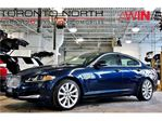 2013 Jaguar XF 3.0L PORTFOLIO NO ACCIDENT in North York, Ontario