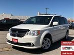 2013 Dodge Grand Caravan CREW**6.5 INCH TOUCHSCREEN**FULL STOW AND GO** in Mississauga, Ontario