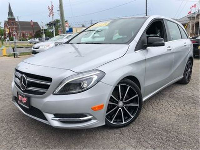 2014 MERCEDES-BENZ B-CLASS Sports Tourer PANORAMIC ROOF LEATHER in St Catharines, Ontario