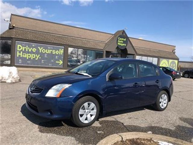 2010 NISSAN SENTRA 2.0L/ Auto / A/C / power windows & locks in Fonthill, Ontario