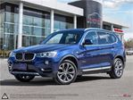 2015 BMW X3 28d   CAR-PROOF CLEAN   ONE OWNER   PANO ROOF   N in Mississauga, Ontario