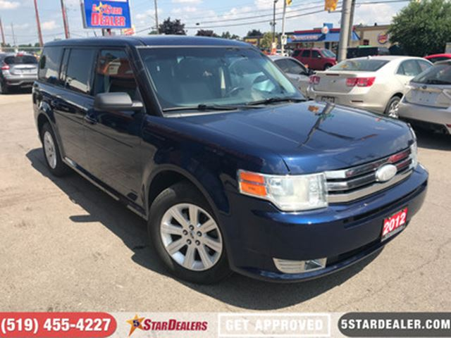 2012 FORD FLEX SE   GREAT FIND   APPLY FAST in London, Ontario