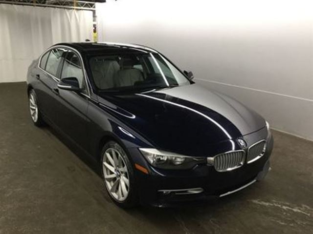 2014 BMW 3 SERIES LEATHER   ROOF   HEATED SEATS in London, Ontario