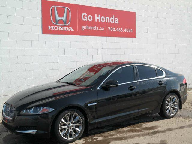 2012 JAGUAR XF V8, loaded, LUXURY in Edmonton, Alberta