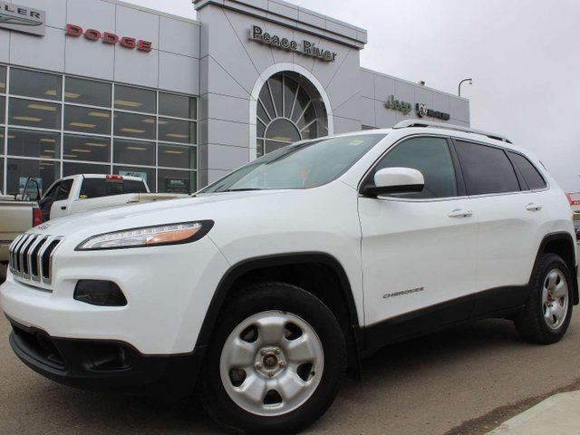 2015 Jeep Cherokee LATI in Peace River, Alberta