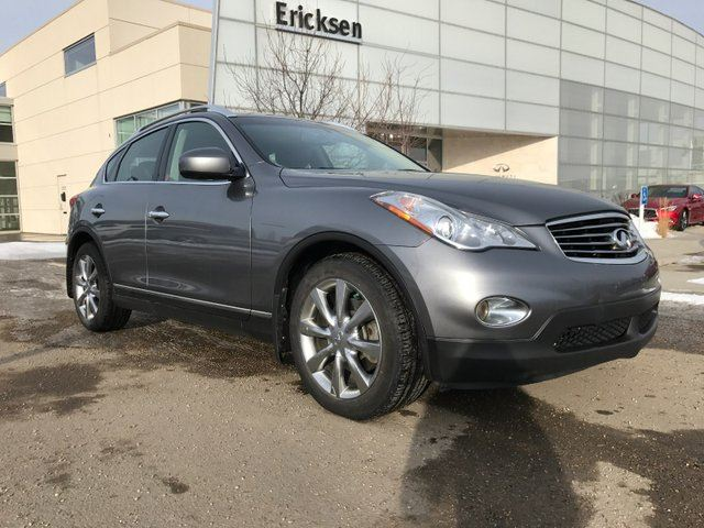 2012 INFINITI EX35 Luxury in Edmonton, Alberta