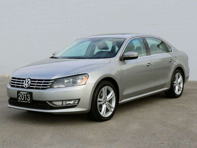 2013 VOLKSWAGEN PASSAT 2.5L Highline in Penticton, British Columbia