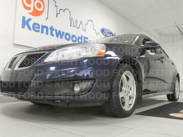 2009 PONTIAC G6 SE1 V6 ready for the road in Edmonton, Alberta