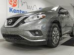 2015 Nissan Murano sv awd WITH nav, sunroof, heated seats and steering wheel and a back up cam in Edmonton, Alberta