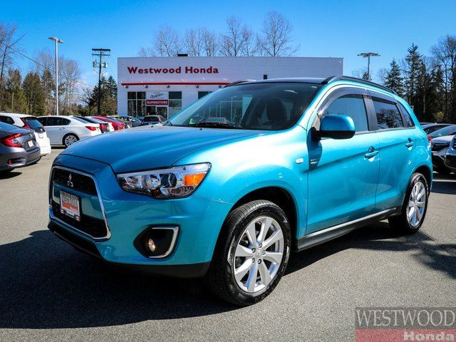 2014 MITSUBISHI RVR GT in Port Moody, British Columbia