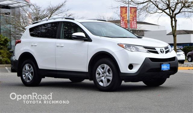 2015 TOYOTA RAV4 LE in Richmond, British Columbia