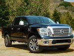 2017 Nissan Titan Crew Cab S 4X4, 5.6L V8 390HP 392LB/FT in Mississauga, Ontario