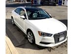 2016 Audi A3 Komfort FWD in Mississauga, Ontario