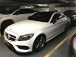 2017 Mercedes-Benz C-Class C300 4MATIC in Mississauga, Ontario