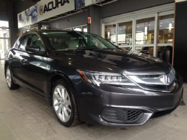 2016 ACURA ILX Technologie Package 8DCT in Mississauga, Ontario
