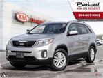 2015 Kia Sorento LX **Just arrived and getting ready for you! in Winnipeg, Manitoba