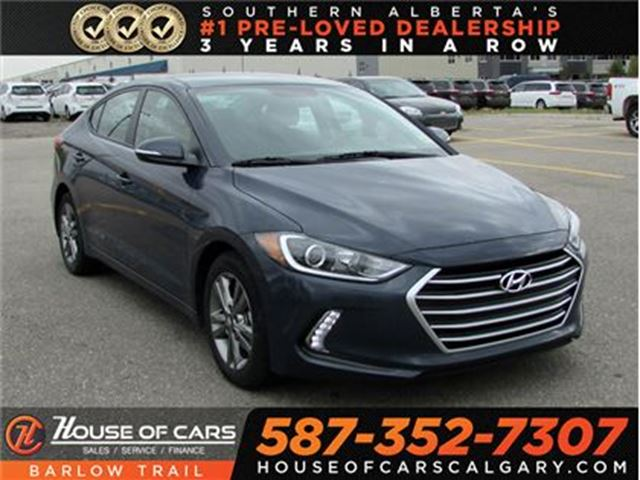 2017 HYUNDAI ELANTRA GL / Back up Camera / Heated Seats in Calgary, Alberta