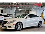 2012 Mercedes-Benz E-Class E 550 NO ACCIDENT AMG APPEARANCE PKG in North York, Ontario