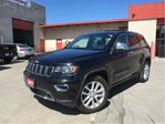 2017 Jeep Grand Cherokee LIMITED**LEATHER**SUNROOF**NAV**BLUETOOTH** in Mississauga, Ontario