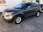 2015 Ford Explorer XLT, Leather, 3rd Row Seating, AWD, Only 44,000km in Burlington, Ontario