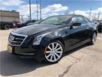 2015 Cadillac ATS 2.0L Turbo RARE COUPE AWD LEATHER SUNROOF in St Catharines, Ontario