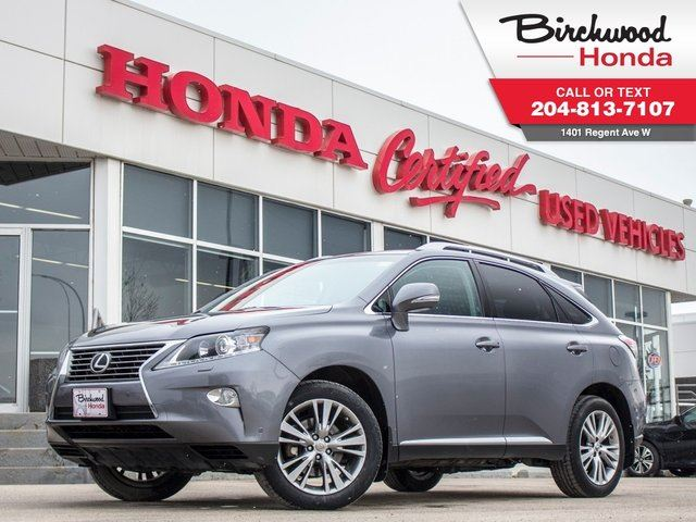 2014 LEXUS RX 350 Ultra Premium AWD in Winnipeg, Manitoba