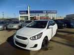 2014 Hyundai Accent GL/HEATED SEATS/BLUETOOTH/POWER OPTIONS in Edmonton, Alberta