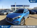 2017 Hyundai Tucson PREMIUM/BLIND SPOT DETECTION/BACKUP CAM/HEATED SEATS in Edmonton, Alberta
