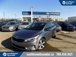 2018 Kia Forte LX+/APPLE CARPLAY/BACKUP CAM/HEATED SEATS/BLUETOOTH in Edmonton, Alberta
