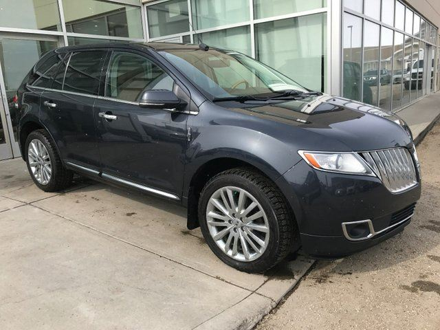 2014 LINCOLN MKX ALL WHEEL DRIVE/HEATED AND COOLED SEATS/HEATED WHEEL/NAVIGATION in Edmonton, Alberta