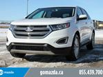 2017 Ford Edge SEL AWD POWER OPTIONS BACK UP CAM CLEAN CP in Edmonton, Alberta