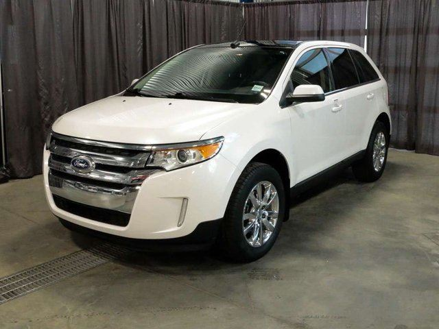2011 FORD EDGE Limited in Red Deer, Alberta