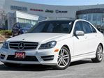 2014 Mercedes-Benz C-Class C300 4MATIC, PANO ROOF in Mississauga, Ontario
