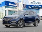 2018 Hyundai Santa Fe Limited Includes Winter Tires in Winnipeg, Manitoba