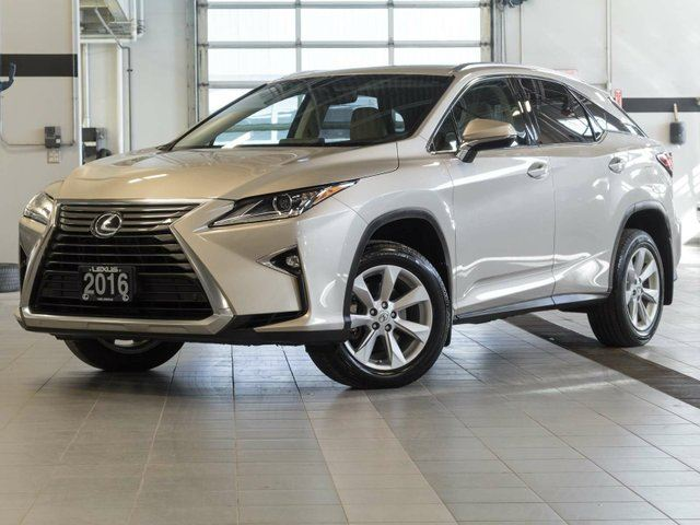 2016 LEXUS RX 350 One Owner No Accident in Kelowna, British Columbia